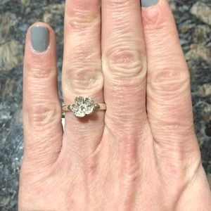 NWT ring by I am